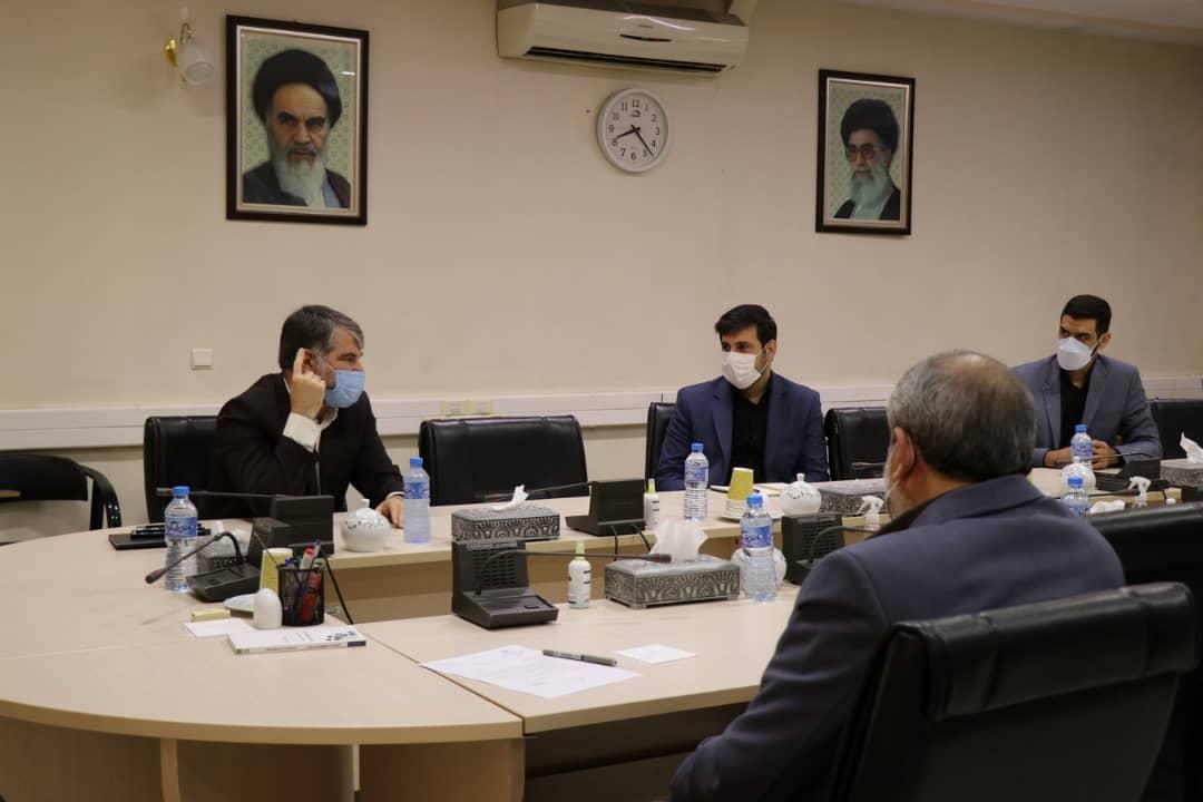 حضور وزیر جهاد کشاورزی در پژوهشکده شورای نگهبان